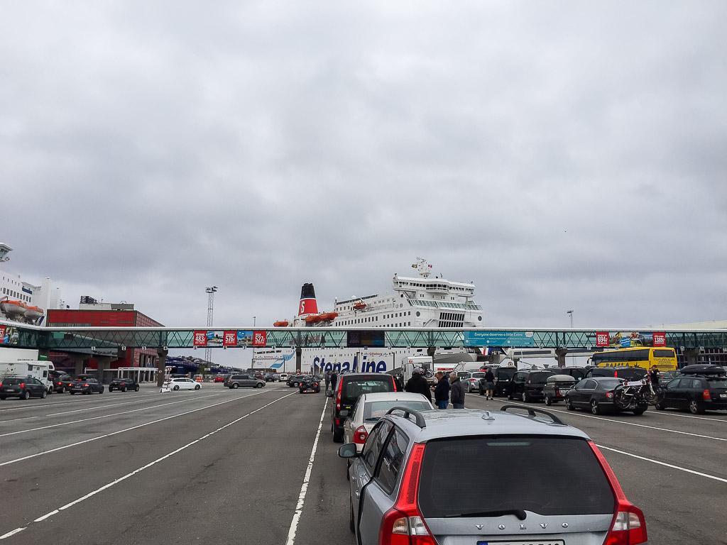 Fredrikshavn harbour