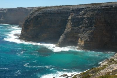 Cliffs at Whalers Way, Eyre Peninsula, South Australia