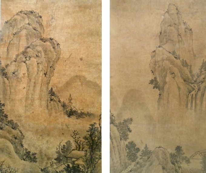 Chinese paintings 1