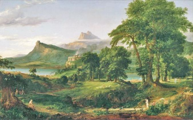 Cole_Thomas_The_Course_of_Empire_The_Arcadian_or_Pastoral_State_1836PSC