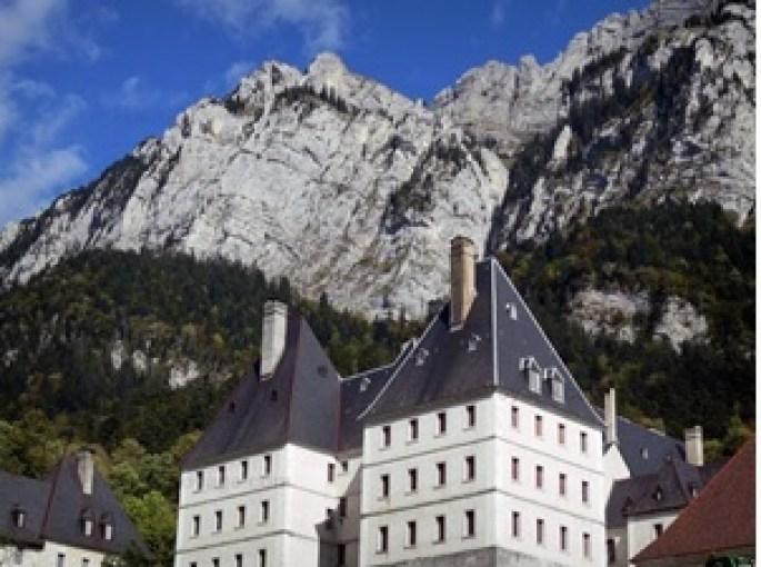 Grand Chartreuse monastery