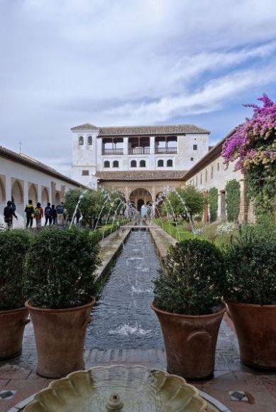 Palacio de GeneralifeC