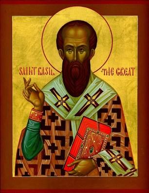 St Basil of Caesarea