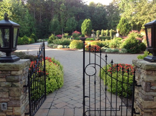 landscaping - scenic view landscapes