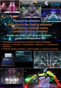 Prezentácia - Vizualizácia 2013