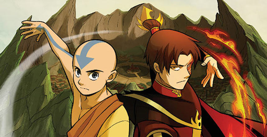 Avatar: The Last Airbender – Smoke and Shadow #1