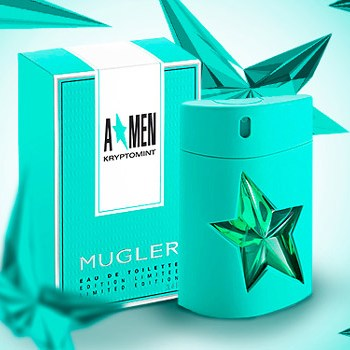 The Smell Test: A*Men Kryptomint by Mugler (Review)