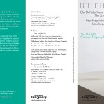 "Museum Tinguely's ""Belle Haleine: The Scent of Art"" Interdisciplinary Symposium"