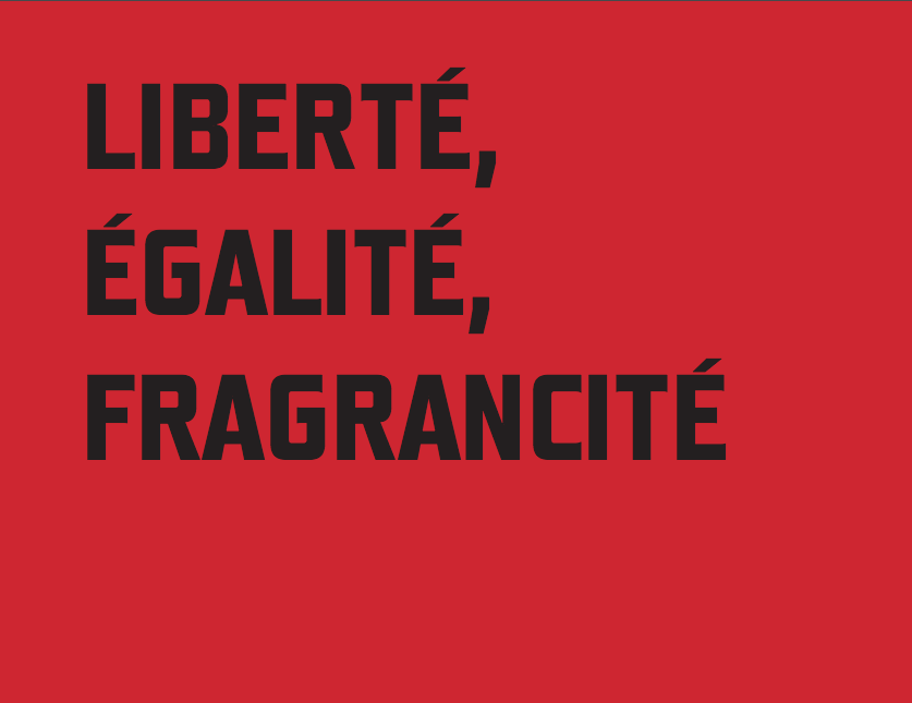 Fragrance manifesto by Christophe Laudamiel (2017)
