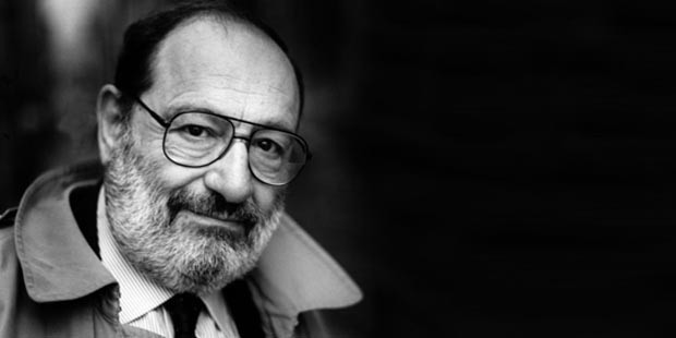 Umberto Eco R.I.P.:Turn scent into a stimulus for critical reflection!
