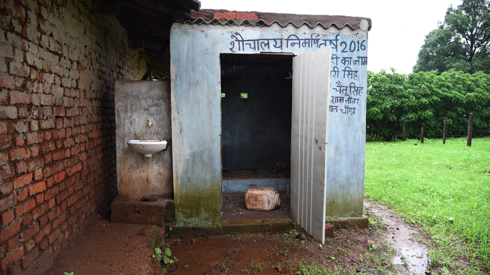 Bill Gates: Smell matters for the global future of sanitation