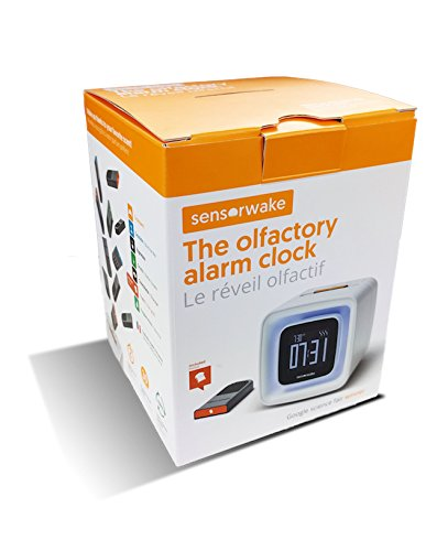 Using scent for innovative alarm clock
