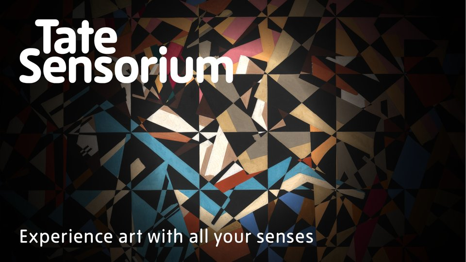Tate sensorium: What Does Art Smell Like?