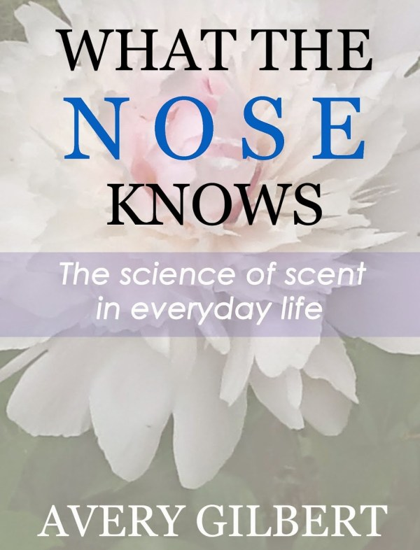 What the nose knows…