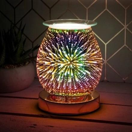 Supernova Electrical Wax Burner