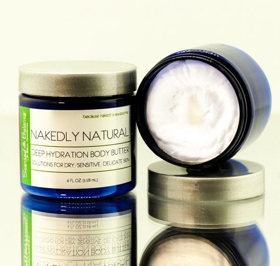 Nakedly Natural Whipped Body Butter