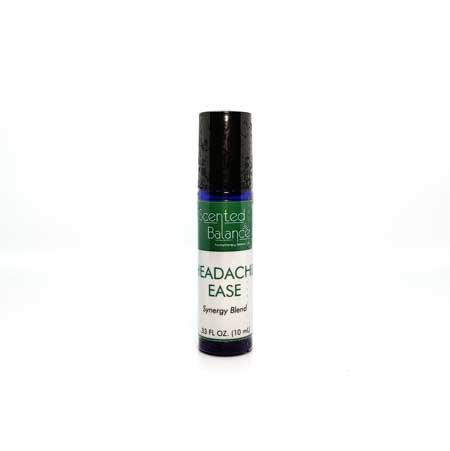 Headache Ease Synergy Blend, Migraine Relief, Headache Relief, Best Essential Oils for Headaches