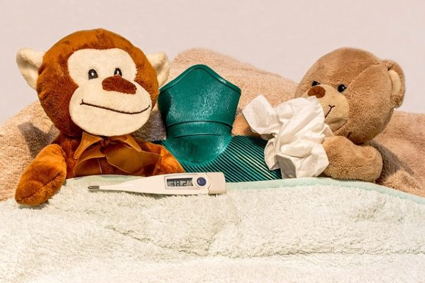 Stay Healthy During Flu Season, using essential oils to stay healthy, wash your hands,