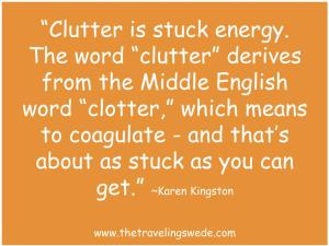 physical clutter affects mind clutter, declutter, negative emotions because of clutter, how to declutter your life, clear your mind, emotional toll of clutter