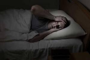 Insomnia Symptoms, Lack of Sleep, Can't Fall Asleep
