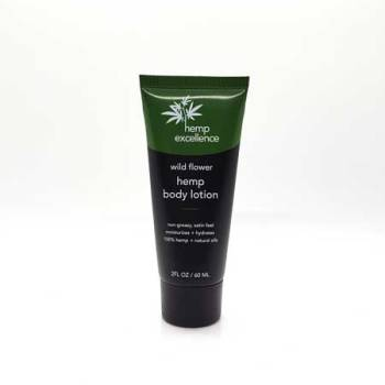 Hemp moisturizing body lotion