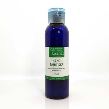 Hand Sanitizer, Pure Essential Oils, natural way to kill germs