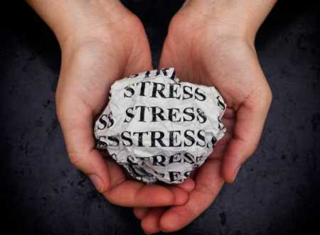 Physical Symptoms of Stress,