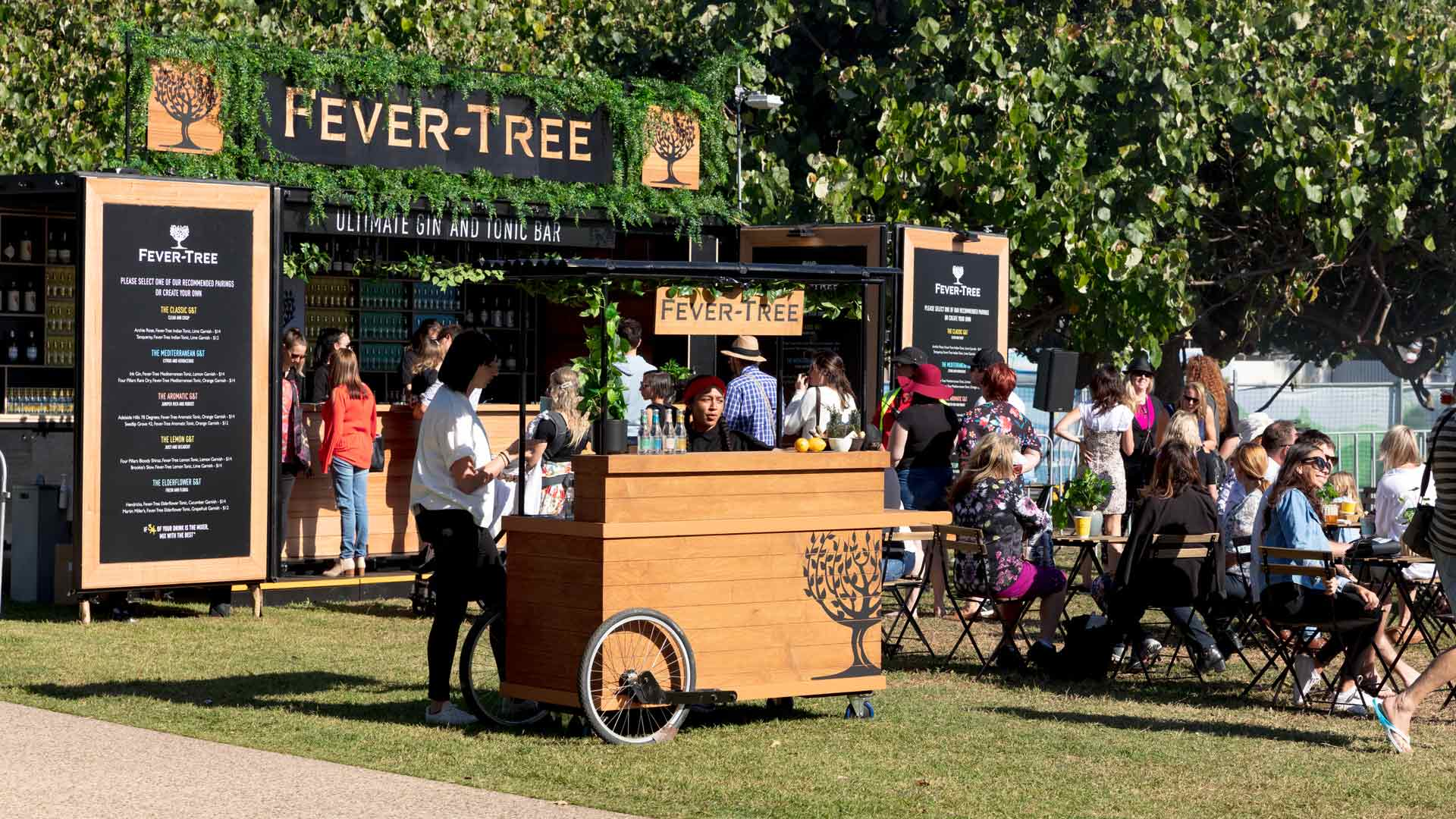 Fever-Tree Gin & Tonic Competition 2021, Sydney