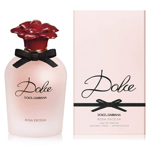 Dolce and Gabbana Rosa Excelsa 75ml with Box