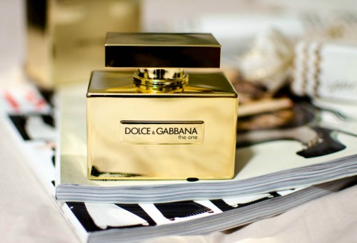 Dolce and Gabbana The One 2014 Gold Edition Actual