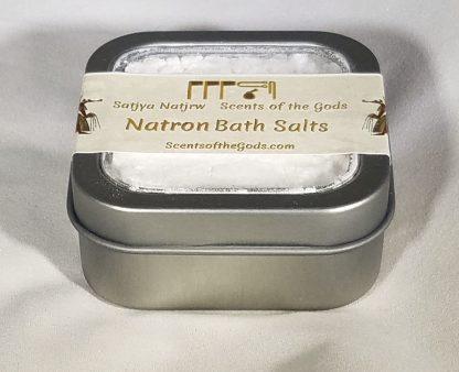 Natron Bath Salts 2oz Bottom