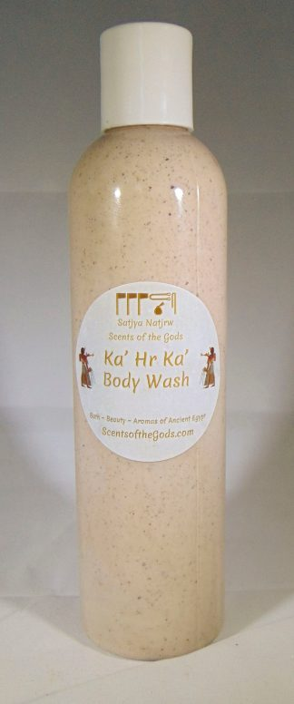 Ka Hr Ka Body Wash 8oz Front
