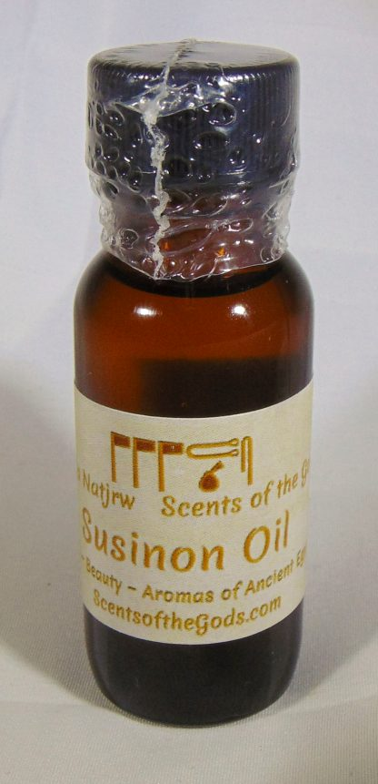 Susinon Oil 15ml Front