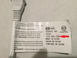 scentsy light bulb label