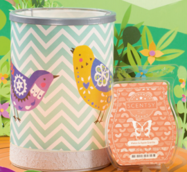 chevrons-songbirds-scentsy-february-warmer-and-scent