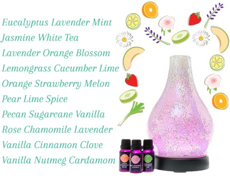 Scentsy Diffusers Free Oils February 2017