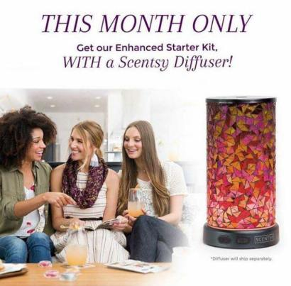 scentsy join special august 2017