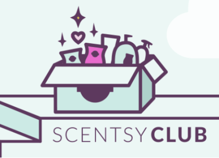 NEW SCENTSY CLUB ALWAYS GET MY BAR