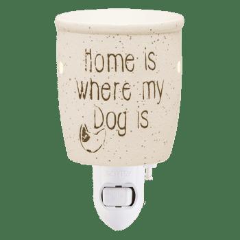 Home Is Where My Dog Is Mini Warmer
