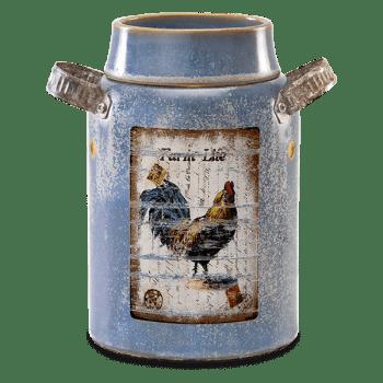 Vintage Crock Warmer