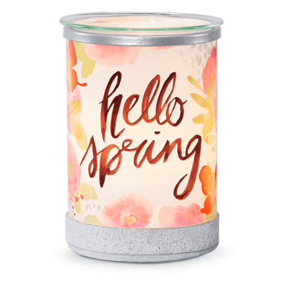 Hello Spring Warmer