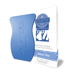 scentsy dryer disks jammy time