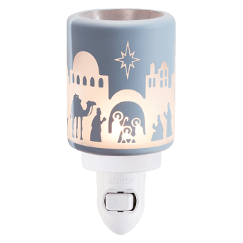 holy night scentsy mini warmer