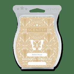 scentsy butter pecan wax bar