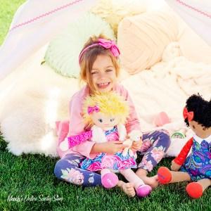 Sierra Scentsy Friends Doll
