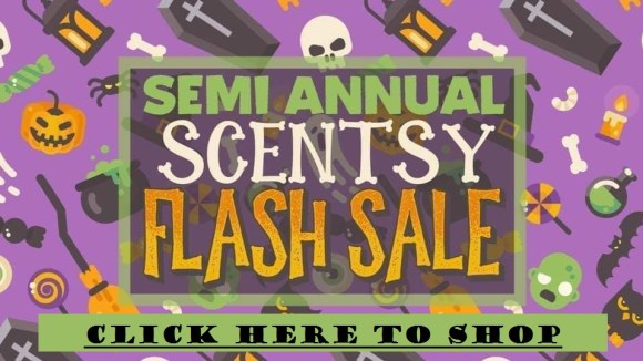 Shop the Scentsy Flash Sale Oct 2019
