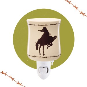 New Scentsy Fall Winter 2019 Buckaroo Mini Warmer