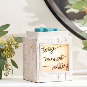 New Scentsy Fall Winter 2019 Every Moment Matters Warmer