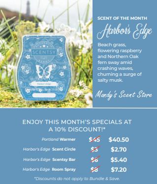 harbors edge scentsy scent 2019a