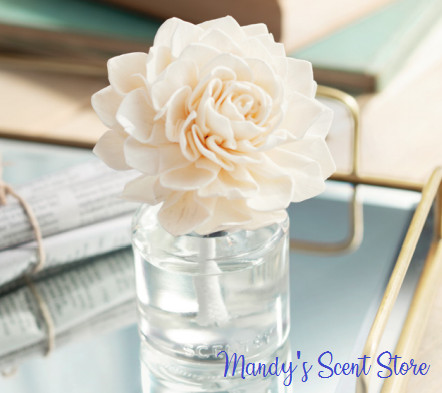 New Scentsy Fragrance Flower Scent Diffuser